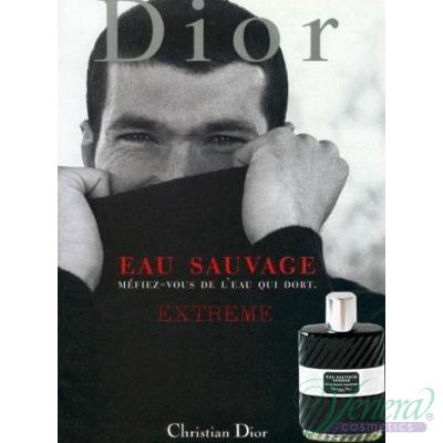 Dior Eau Sauvage Extreme EDT 100ml pentru Bărbați Arome pentru Bărbați