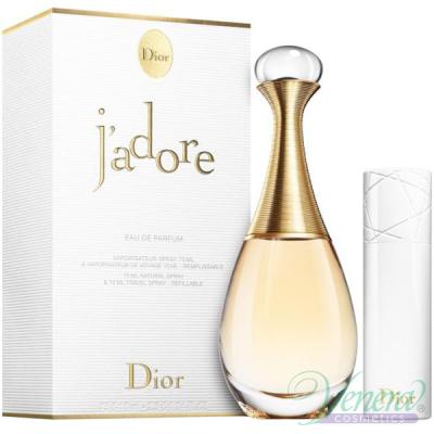 Dior J'adore Set (EDP 100ml + EDP 10ml) pentru Femei Seturi