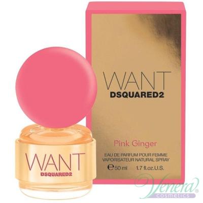 Dsquared2 Want Pink Ginger EDP 50ml pentru Femei AROME PENTRU FEMEI