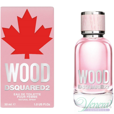 Dsquared2 Wood for Her EDT 30ml pentru Femei AROME PENTRU FEMEI