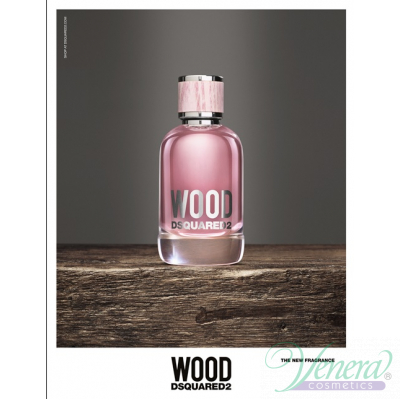 Dsquared2 Wood for Her Set (EDT 50ml + BL 50ml + SG 50ml) pentru Femei Seturi