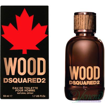 Dsquared2 Wood for Him EDT 50ml pentru Bărbați AROME PENTRU BĂRBAȚI