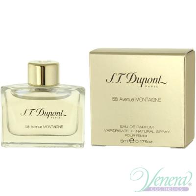 S.T. Dupont 58 Avenue Montaigne EDP 5ml pentru Femei