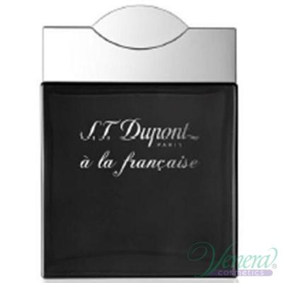 S.T. Dupont A La Francaise Pour Homme EDP 100ml pentru Bărbați fără de ambalaj Products without package
