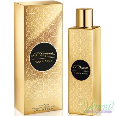 S.T. Dupont Oud & Rose EDP 100ml pentru Bărbați and Women Unisex Fragrance