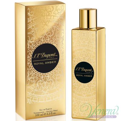 S.T. Dupont Royal Amber EDP 100ml pentru Bărbați and Women Unisex Fragrance