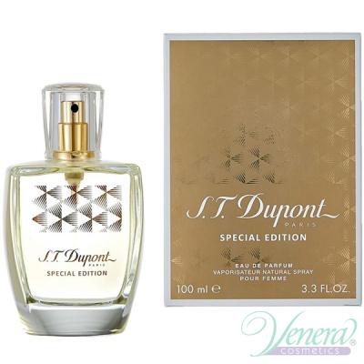 S.T. Dupont Special Edition Pour Femme EDP 100ml pentru Femei Parfumuri pentru Femei