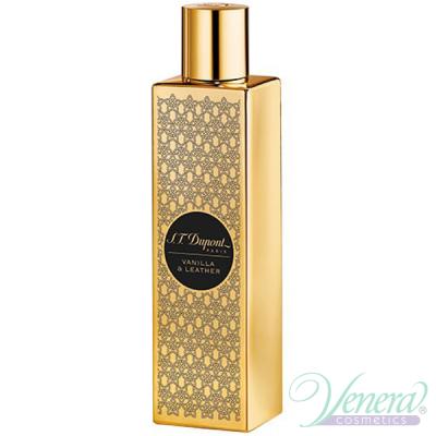 S.T. Dupont Vanilla & Leather EDP 100ml pentru Bărbați și Femei produs fără ambalaj Unisex Fragrances without package