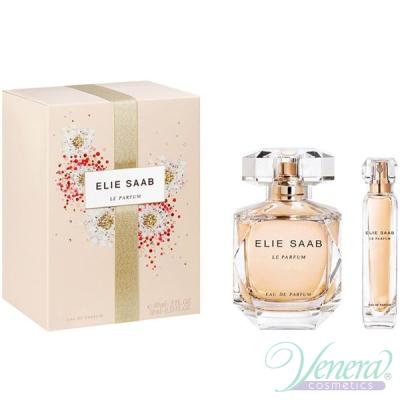 Elie Saab Le Parfum Set (EDP 90ml + EDP 10ml) pentru Femei Seturi