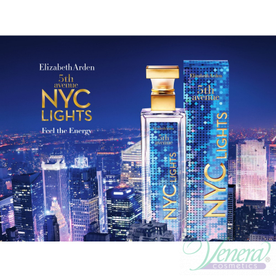 Elizabeth Arden 5th Avenue NYC Lights EDP 75ml ...