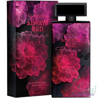 Elizabeth Arden Always Red Femme EDT 100ml pentru Femei fără de ambalaj Women's Fragrances without package