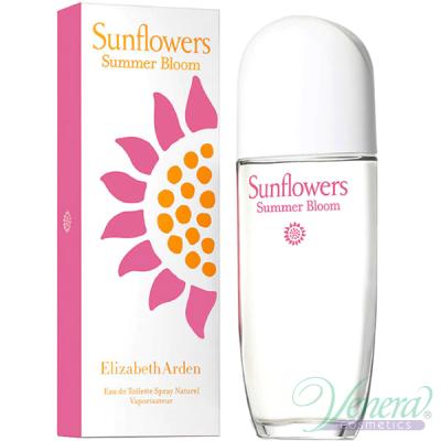 Elizabeth Arden Sunflowers Summer Bloom EDT 100ml pentru Femei fără de ambalaj Products without package