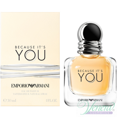 Emporio Armani Because It's You EDP 50ml pentru Femei