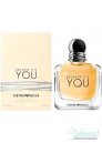 Emporio Armani Because It's You EDP 100ml for Women Without Package Women's Fragrances without package
