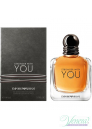 Emporio Armani Stronger With You EDT 100ml for Men Without Package Men's Fragrances without package