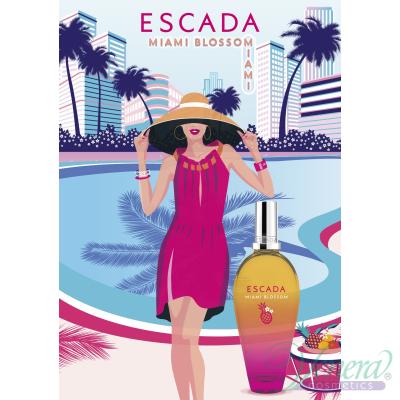 Escada Miami Blossom EDT 100ml pentru Femei produs fără ambalaj Produse fără ambalaj