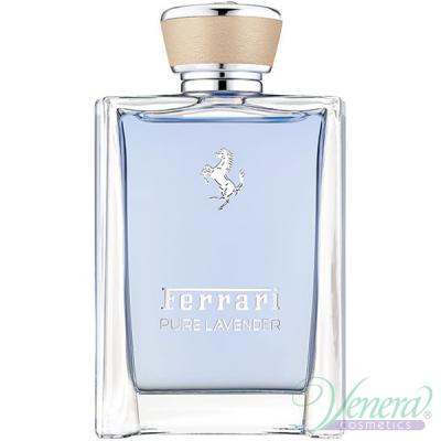 Ferrari Pure Lavender EDT 100ml pentru Bărbați and Women fără de ambalaj Unisex Fragrance without package