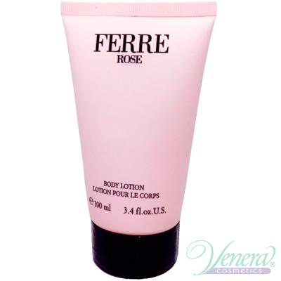 Ferre Rose Body Lotion 100ml pentru Femei Women's face and body products