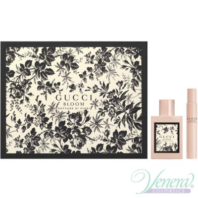 Gucci Bloom Nettare di Fiori Set (EDP 50ml + EDP 7.4ml) pentru Femei Seturi