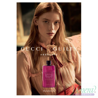 Gucci Guilty Absolute Pour Femme EDP 30ml pentru Femei Women's Fragrance