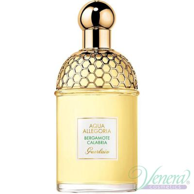 Guerlain Aqua Allegoria Bergamote Calabria EDT 125ml pentru Bărbați and Women fără de ambalaj Unisex Fragrances without package