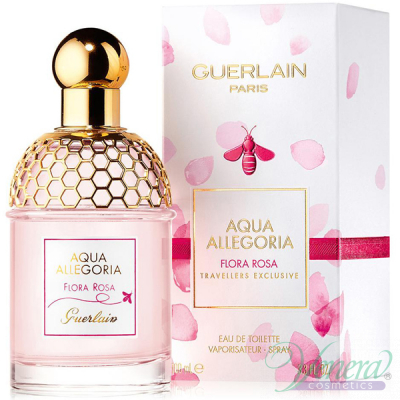 Guerlain Aqua Allegoria Flora Rosa EDT 100ml pentru Femei Women's Fragrance