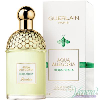 Guerlain Aqua Allegoria Herba Fresca EDT 125ml pentru Bărbați și Femei produs fără ambalaj Produse fără ambalaj