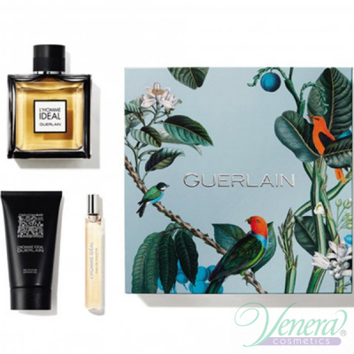 Guerlain L'Homme Ideal Set (EDT 100ml + ED...