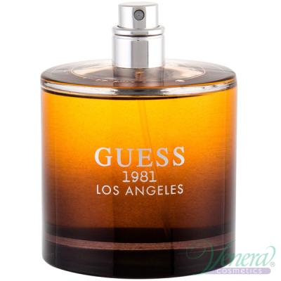 Guess 1981 Los Angeles EDT 100ml pentru Bărbați produs fără ambalaj Produse fără ambalaj
