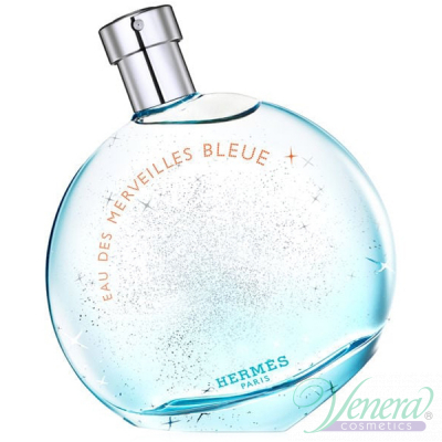 Hermes Eau Des Merveilles Bleue EDT 100ml pentru Femei fără de ambalaj