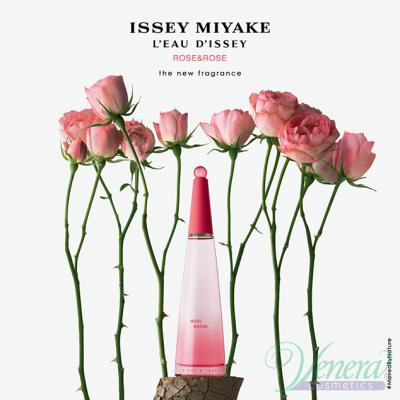 Issey Miyake L'Eau D'Issey Rose & Rose EDP 90ml pentru Femei produs fără ambalaj Produse fără ambalaj
