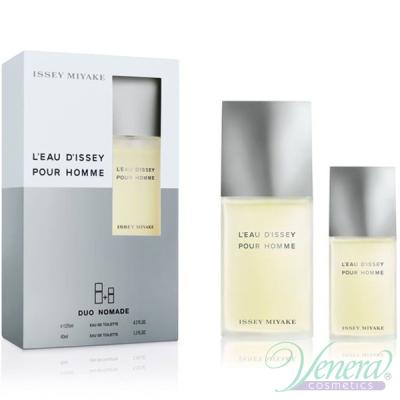 Issey Miyake L'Eau D'Issey Pour Homme Set (EDT 125ml + EDT 40ml) pentru Bărbați Men's Gift sets