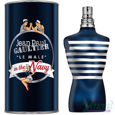 Jean Paul Gaultier Le Male In The Navy EDT 125ml pentru Bărbați Parfumuri pentru Bărbați