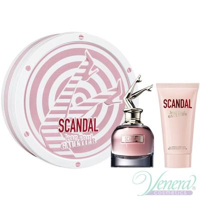 Jean Paul Gaultier Scandal Set (EDP 50ml +...