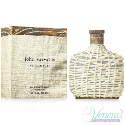John Varvatos Artisan Pure EDT 125ml pentru Bărbați