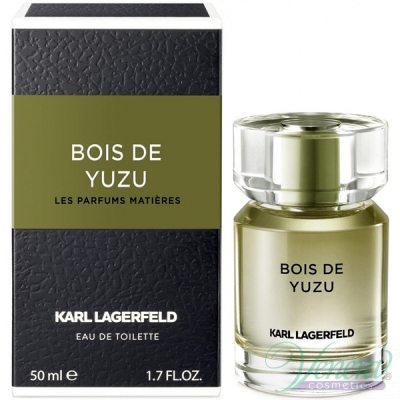 Karl Lagerfeld Bois de Yuzu EDT 50ml pentru Bărbați Men's Fragrance