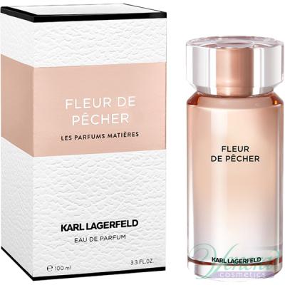 Karl Lagerfeld Fleur de Pecher EDP 100ml p...
