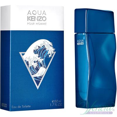 Kenzo Aqua Kenzo Pour Homme EDT 50ml pentru Bărbați