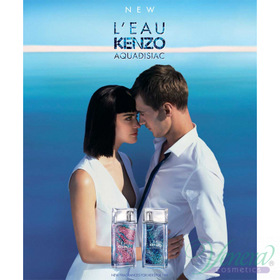 Kenzo L'Eau Kenzo Aquadisiac Pour Homme EDT 50ml pentru Bărbați produs fără ambalaj