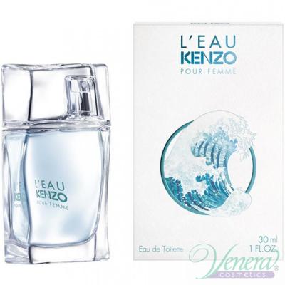 Kenzo L'Eau Kenzo Pour Femme EDT 30ml pentru Femei