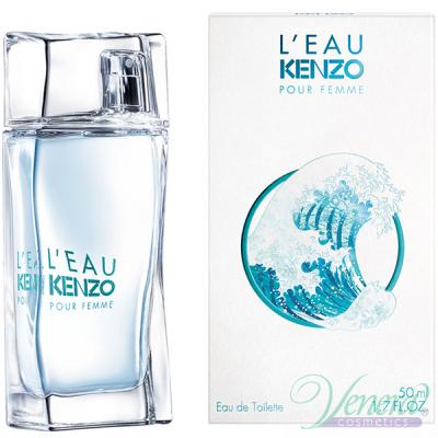 Kenzo L'Eau Kenzo Pour Femme EDT 50ml pentru Femei