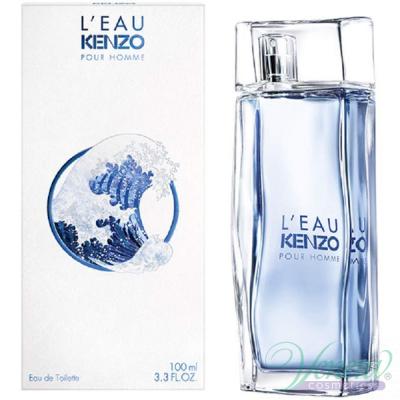 Kenzo L'Eau Kenzo Pour Homme EDT 100ml pentru Bărbați Parfumuri pentru Bărbați