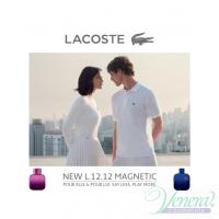 Lacoste Eau de Lacoste L.12.12 Pour Lui Magnetic EDT 100ml pentru Bărbați produs fără ambalaj