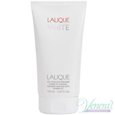 Lalique White Shower Gel 150ml pentru Bărbați Men's face and body products