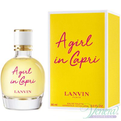Lanvin A Girl In Capri EDT 90ml pentru Femei Parfumuri pentru Femei