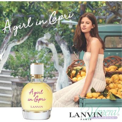 Lanvin A Girl In Capri EDT 30ml pentru Femei Parfumuri pentru Femei