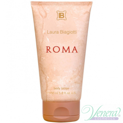 Laura Biagiotti Roma Body Lotion 150ml pentru Femei Women's face and body products