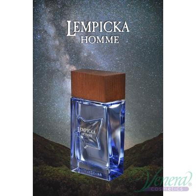 Lolita Lempicka Lempicka Homme Set (EDT 100ml + After Shave Gel 75ml) pentru Bărbați