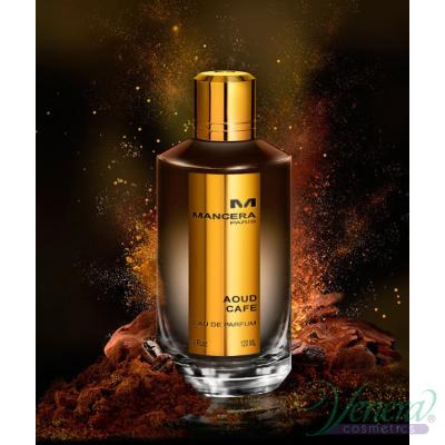 Mancera Aoud Cafe EDP 120ml pentru Bărbați și Femei Unisex Fragrances