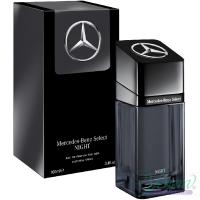 Mercedes-Benz Select Night EDP 100ml pentru Bărbați Arome pentru Bărbați